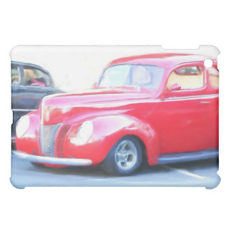 Red Classic car  ipad Speck Case iPad Mini Covers