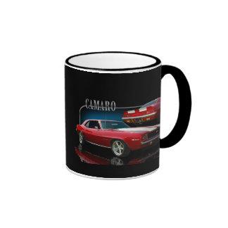 red classic mug
