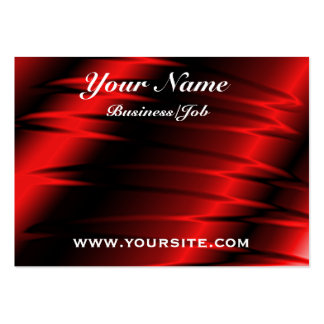 Red Claws Pack Of Chubby Business Cards