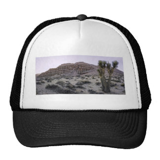 Red Cliffs Panorama Trucker Hats