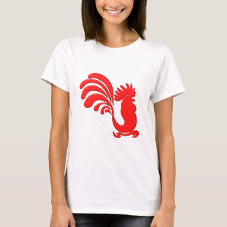 red cock talk more rooster T-Shirt
