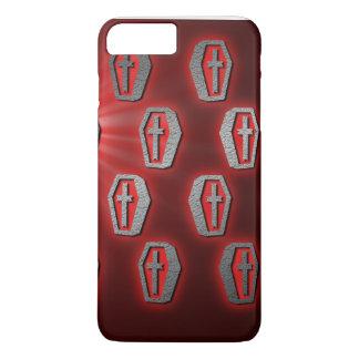 Red Coffins iPhone 7 Plus Case