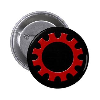 Red Cog Button