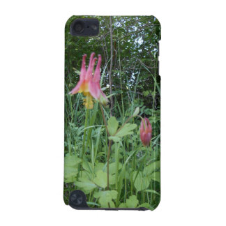 Red Columbine iPod Touch 5G Case