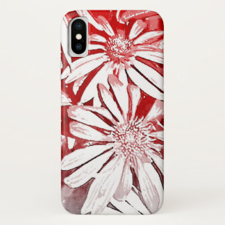 Red Coneflower Phone Case