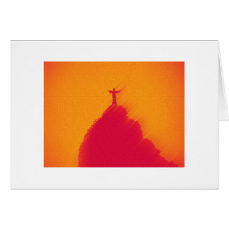 Red Corcovado Rio-Brasil Card