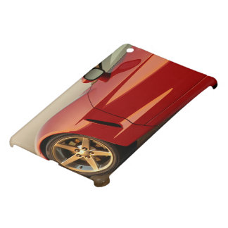 Red Corvette iPad Mini Case