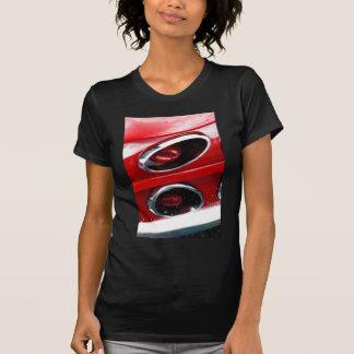 Red Corvette Stingray Tshirts