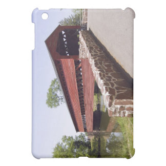Red Covered Bridge iPad Mini Case