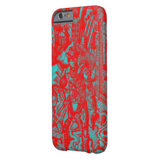 Red Cowboy Iphone 6 case