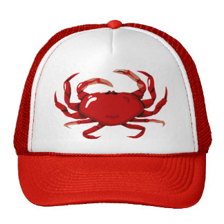 Red Crab Hat