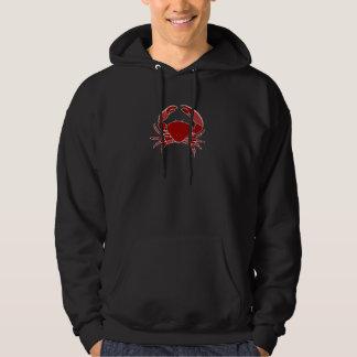 Red Crab Hoodie