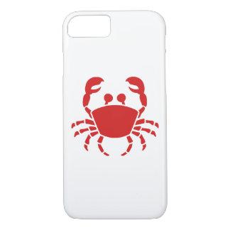 Red crab iPhone 7 case