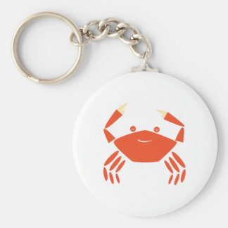 Red Crab Key Chain