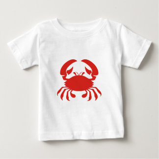 Red Crab Logo Baby T-Shirt