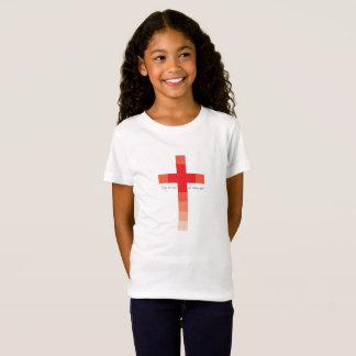 Red Cross Girls T-Shirt