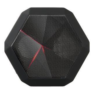 Red Crow Black Bluetooth Speaker