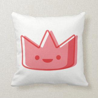 Red Crown Cushion