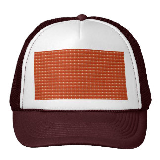 RED Crystal Stone  :ANCIENT Pyramid TEMPLE  WALL Trucker Hats
