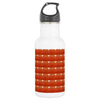 RED Crystal Stone  :ANCIENT Pyramid TEMPLE  WALL 532 Ml Water Bottle