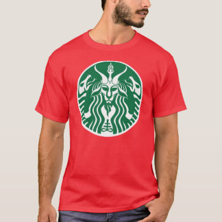 Red Cup Baphomet Shirt