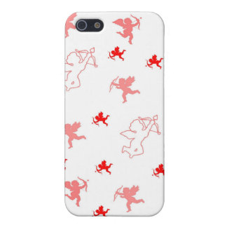 red cupids case for iPhone 5