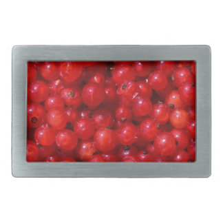 Red Currants Belt Buckles