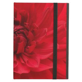 Red Dahlia Case For iPad Air