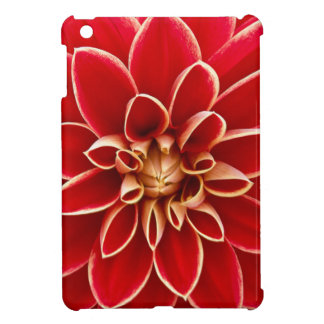 Red Dahlia iPad Mini Case