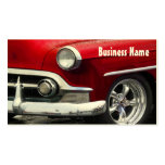 Red Dawn Chevy Business Cards
