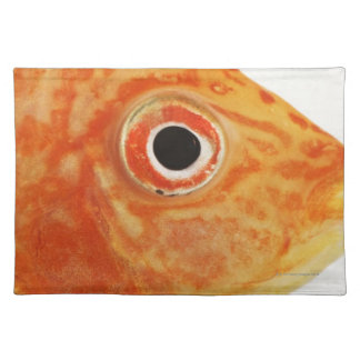 Red Deacon fish Placemat