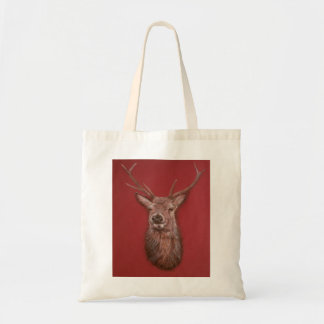 Red Deer Buck Stag Bag
