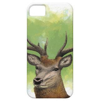 Red Deer iPhone 5 Case