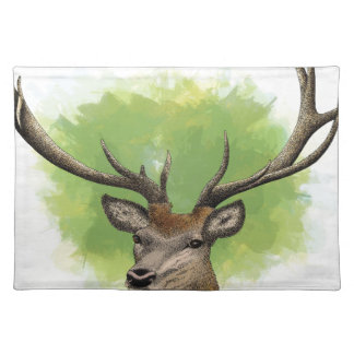 Red Deer Placemat
