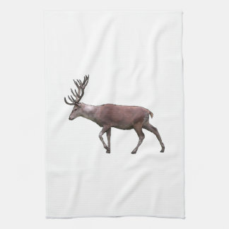 Red Deer. Tea Towel