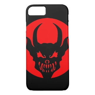 Red Demon iPhone 7 Case