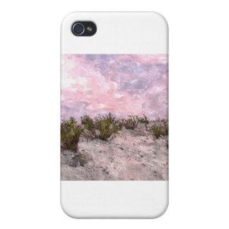 Red Desert iPhone 4 Cases