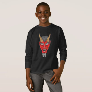 Red Devil Illustration T-Shirt