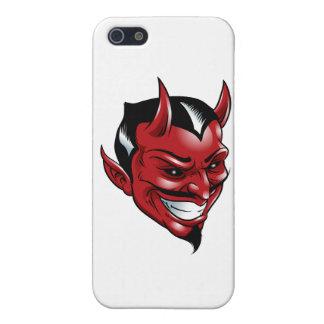Red Devil iPhone 5 Case