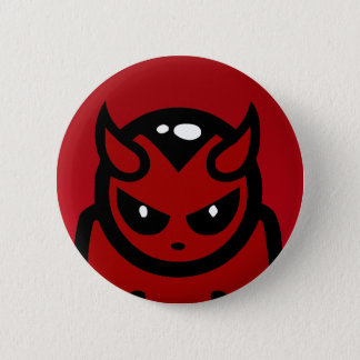 Red Devil pin Badge