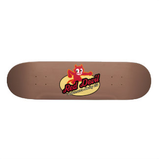 Red Devil Skateboard