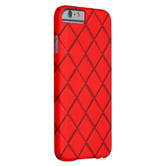 Red diamond barely there iPhone 6 case
