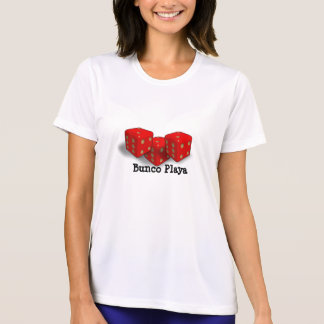 RED DICE Bunco T-Shirt