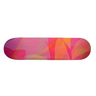 Red Dinosaur Skate Board Decks