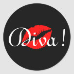 Red Diva Kiss