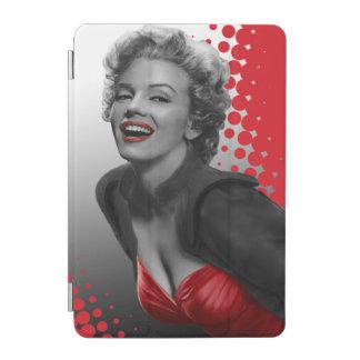 Red Dots Marilyn iPad Mini Cover