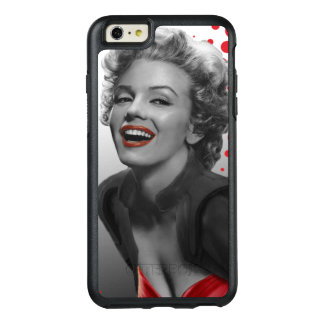 Red Dots Marilyn OtterBox iPhone 6/6s Plus Case