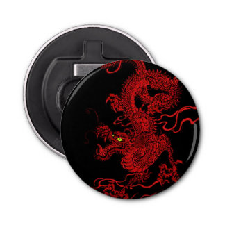 Red Dragon Bottle Opener