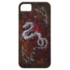 Red dragon for Barely there iPhone 5 Cover