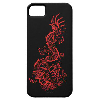 Red Dragon iPhone 5 Case